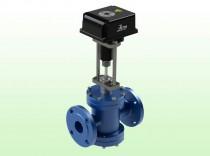Клапан запорно-регулирующий КЗРПС (25с940нж)